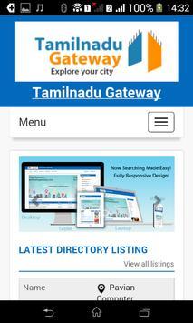 Tamilnadu Gateway poster
