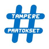 #TamperePäätökset icon