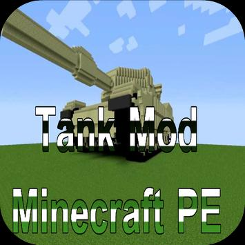 Tank Mod for Minecraft PE poster
