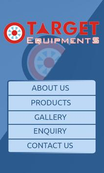 Target Equipments apk screenshot