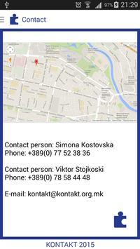 KontaktMK 2015 apk screenshot