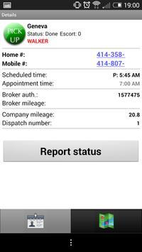TransitExec Driver App apk screenshot