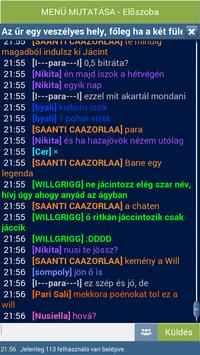 TChat.hu - Egyedi magyar chat apk screenshot