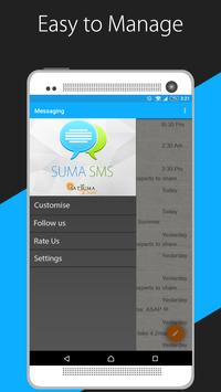 Suma SMS apk screenshot