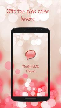 Pink Theme for Suma SMS poster