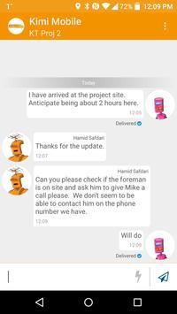 Kimi Mobile apk screenshot