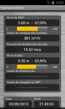 Telemetrix Mobile apk screenshot