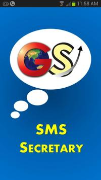SMS Secretary poster