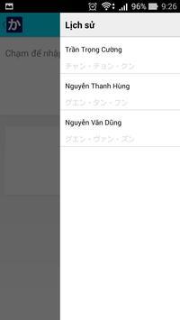 Vietxanhpro Tenkana Free apk screenshot