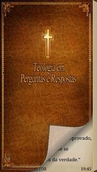 Teologia Perguntas e Respostas poster