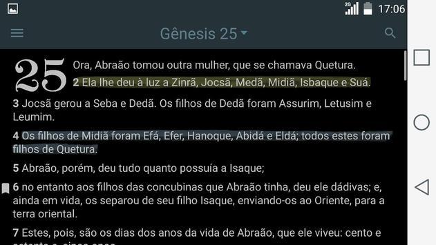 Bíblia Sagrada em Português apk screenshot