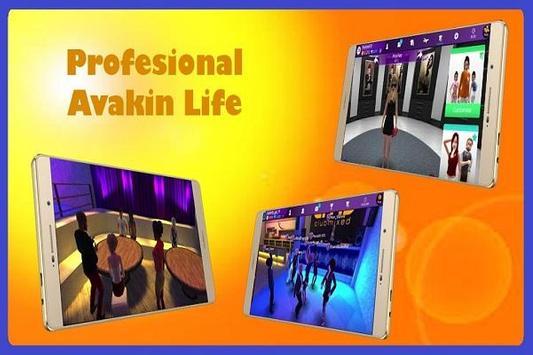 Profesional Avakin Life Tips apk screenshot