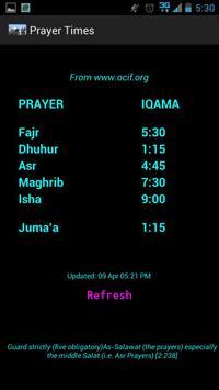 Orange County Islamic apk screenshot