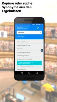 Synonyme apk screenshot