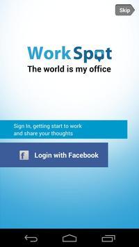 WorkSpot poster