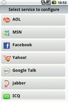 AIS IM+ apk screenshot