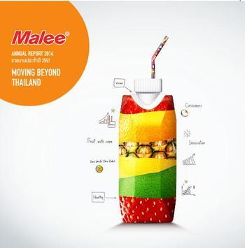 MaleeAR poster