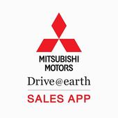 Mitsubishi Motors Sales App icon
