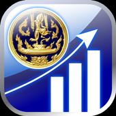 MOC Statistics icon