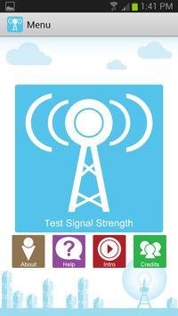Signal Reporter apk screenshot