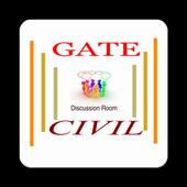 Civil Gate Discussion Room icon