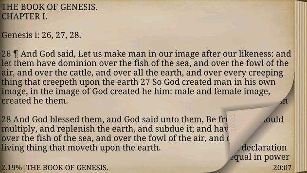 The Woman's Bible apk screenshot