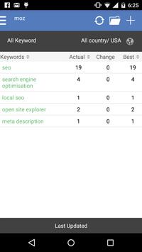 SEO SERP Rank Checker apk screenshot