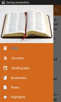 The Bible apk screenshot