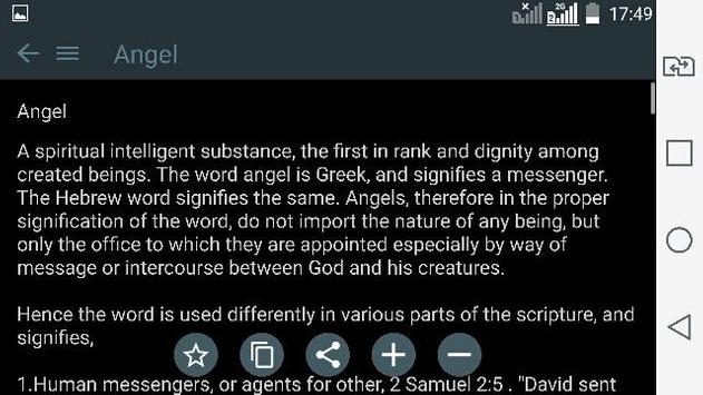 Theological Dictionary apk screenshot