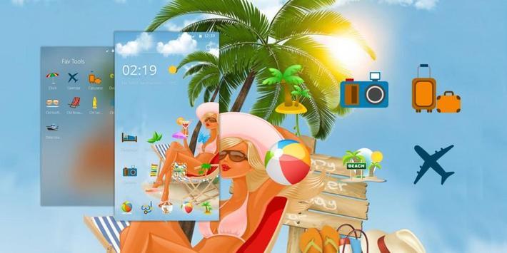 Beach and beauty apk screenshot