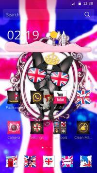 UK Style Theme poster