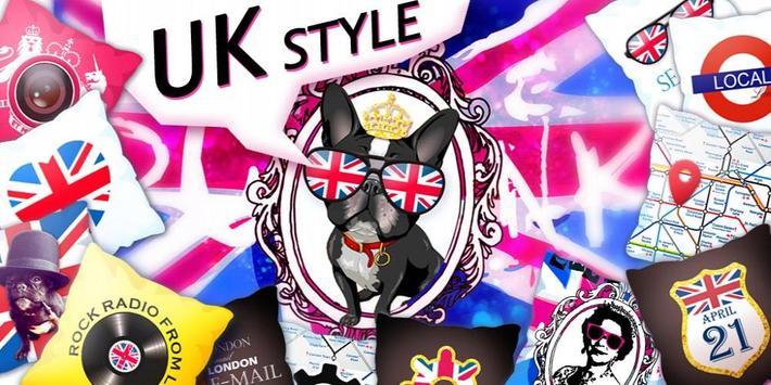 UK Style Theme apk screenshot