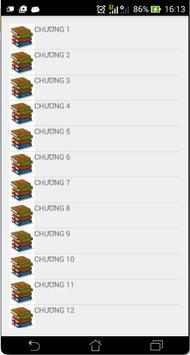 Truyện Thiên Thần Sa Ngã apk screenshot