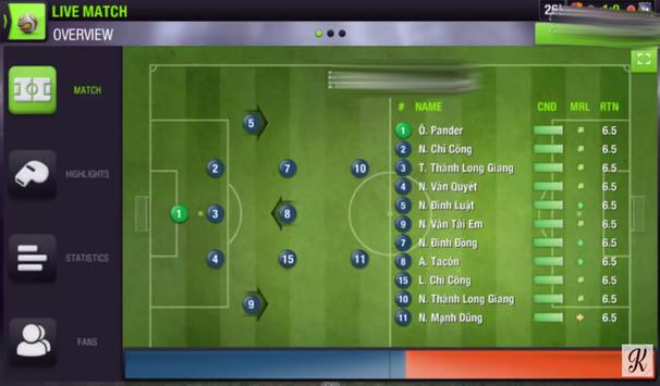 Guide Top Eleven Best Tactic poster