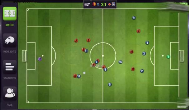 Guide Top Eleven Best Tactic apk screenshot