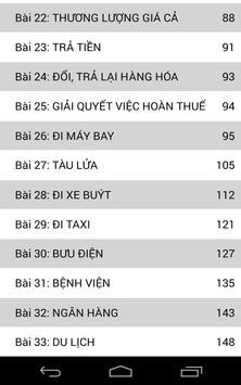 Basic Chinese Sentences Free apk screenshot