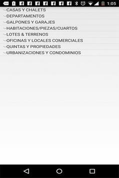 Tierra y Casas apk screenshot