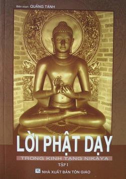 Lời Phật dạy trong Nikaya I poster