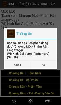 Nikaya - Tiểu Bộ 5 - Kinh Tập apk screenshot