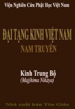 Nikaya - Kinh Trung Bộ poster
