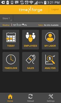 TimeForge Manager poster