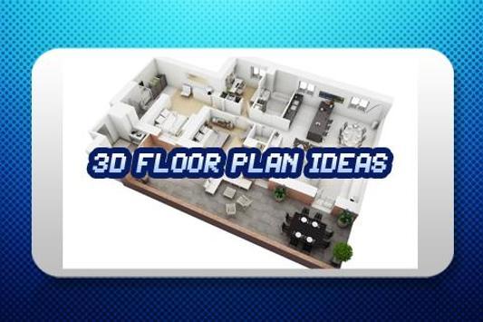 3D Floor Plan Ideas Free apk screenshot