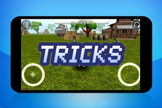 Funny Goat Simulator Tricks poster