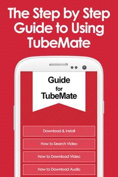 Guide for TubeMate YT DL poster