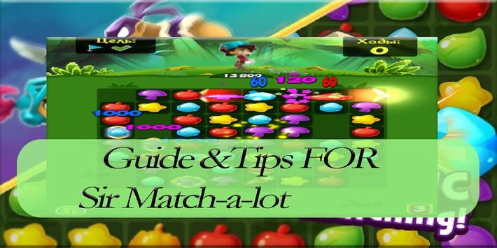 Tips Sir Match-a-Lot poster