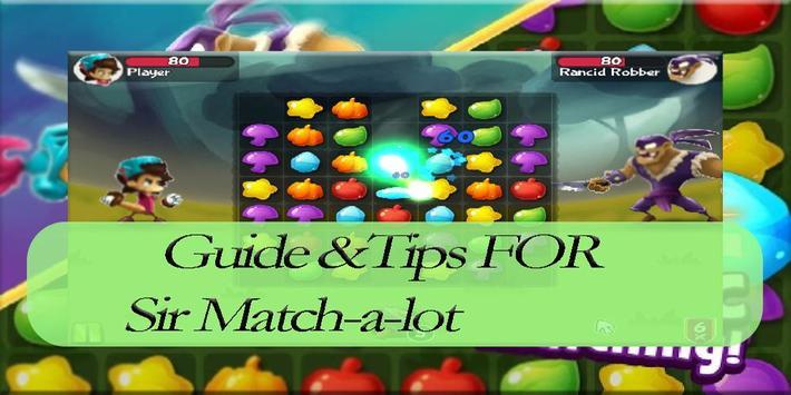 Tips Sir Match-a-Lot apk screenshot