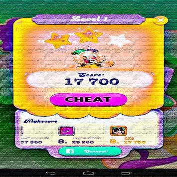 Cheat Candy Jelly apk screenshot
