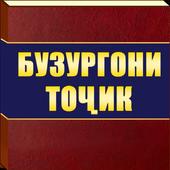 БУЗУРГОНИ ТОЧИК icon