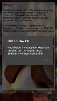 Tjiamsi Kwan Im apk screenshot