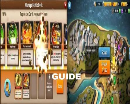 Guide Siegefall LevelUp Faster apk screenshot